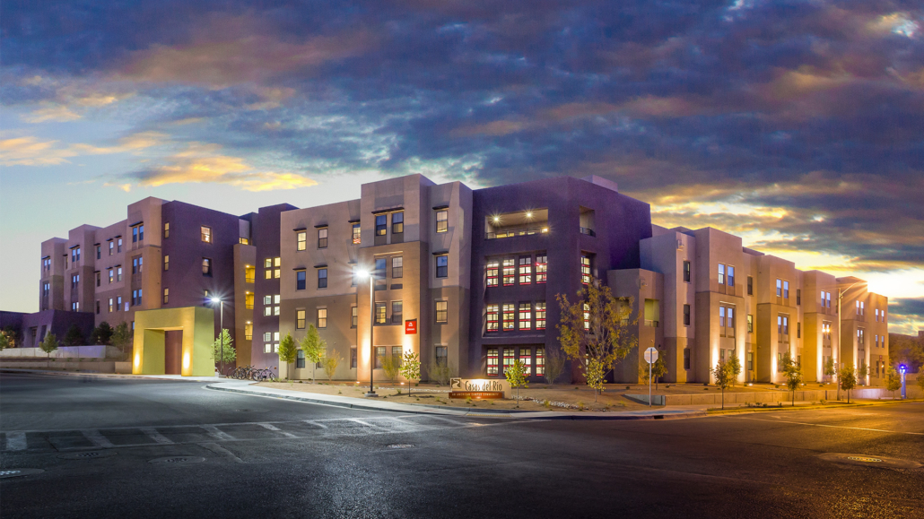 University of New Mexico Casas Del Rio
