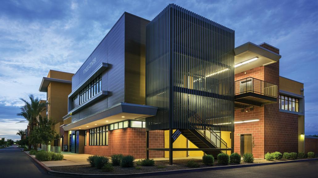 GCU Mail & Fitness Center