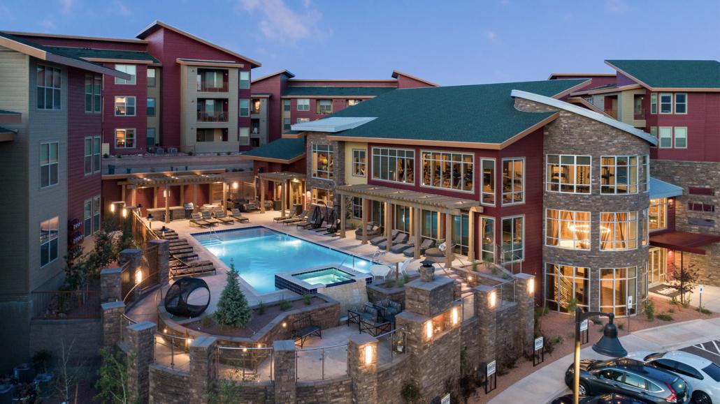 Elevation Colorado