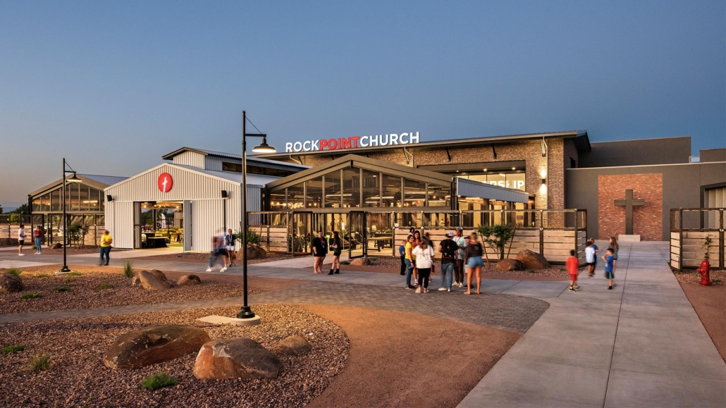 Rock Point Church Worship Center
