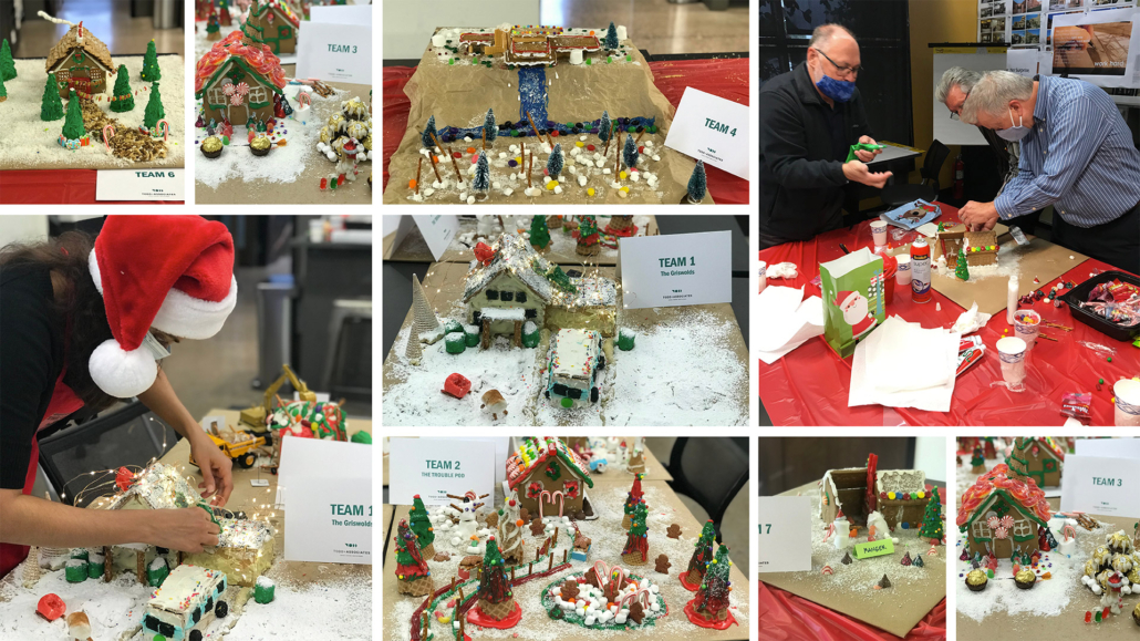 1st Annual Gingerbread Architectural Competition