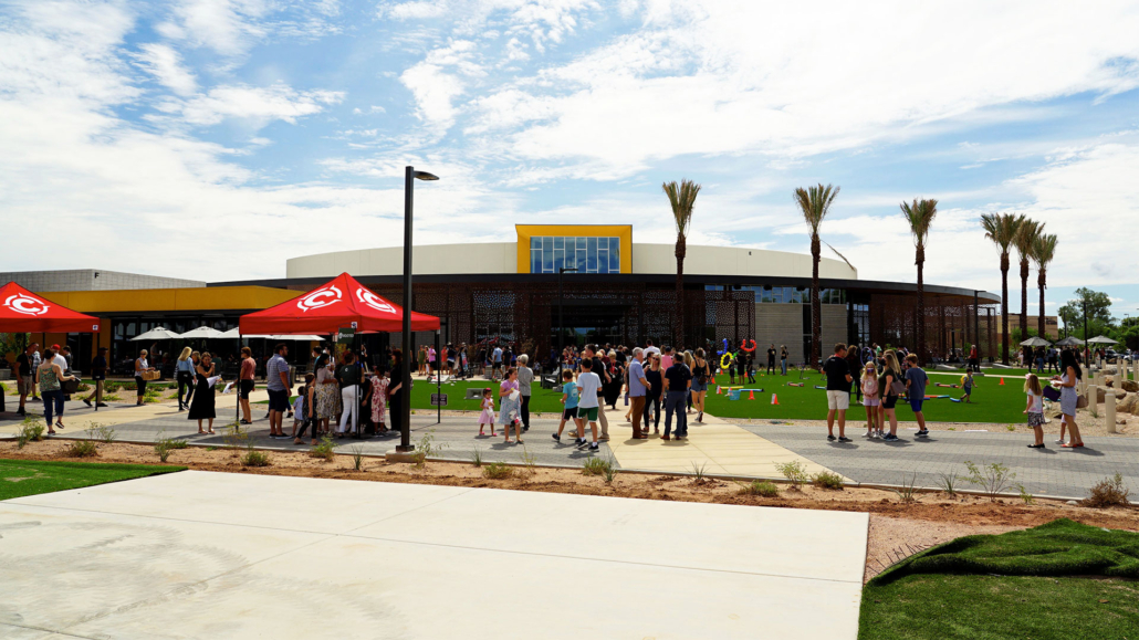 Todd & Associates celebrates the Grand Opening of Compass Christian Church