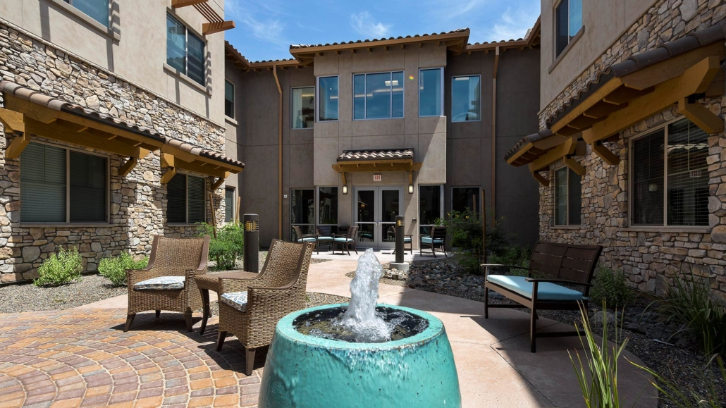 Sagewood Desert Willow Assisted Living